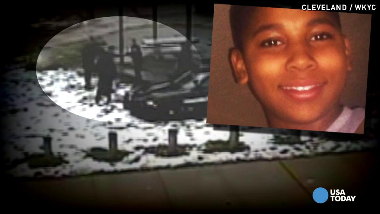 Officer in Tamir Rice shooting: 'He gave me no choice'
