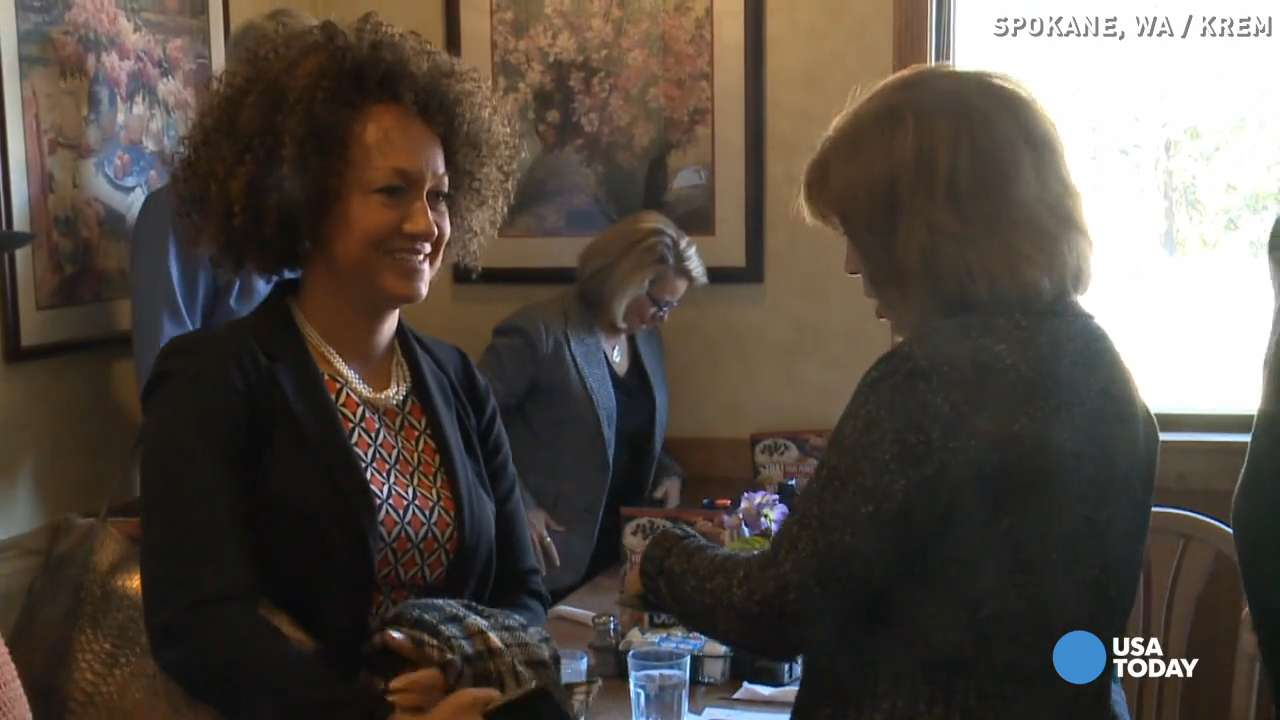 NAACP members petition against Rachel Dolezal