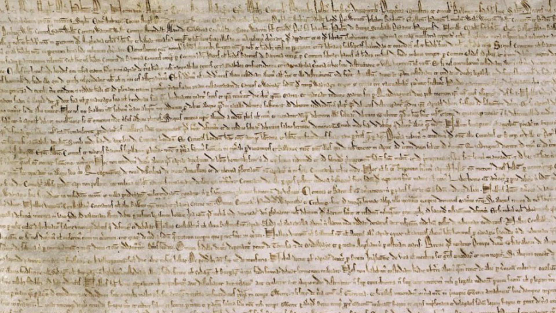 Magna Carta turns 800, why Americans should celebrate