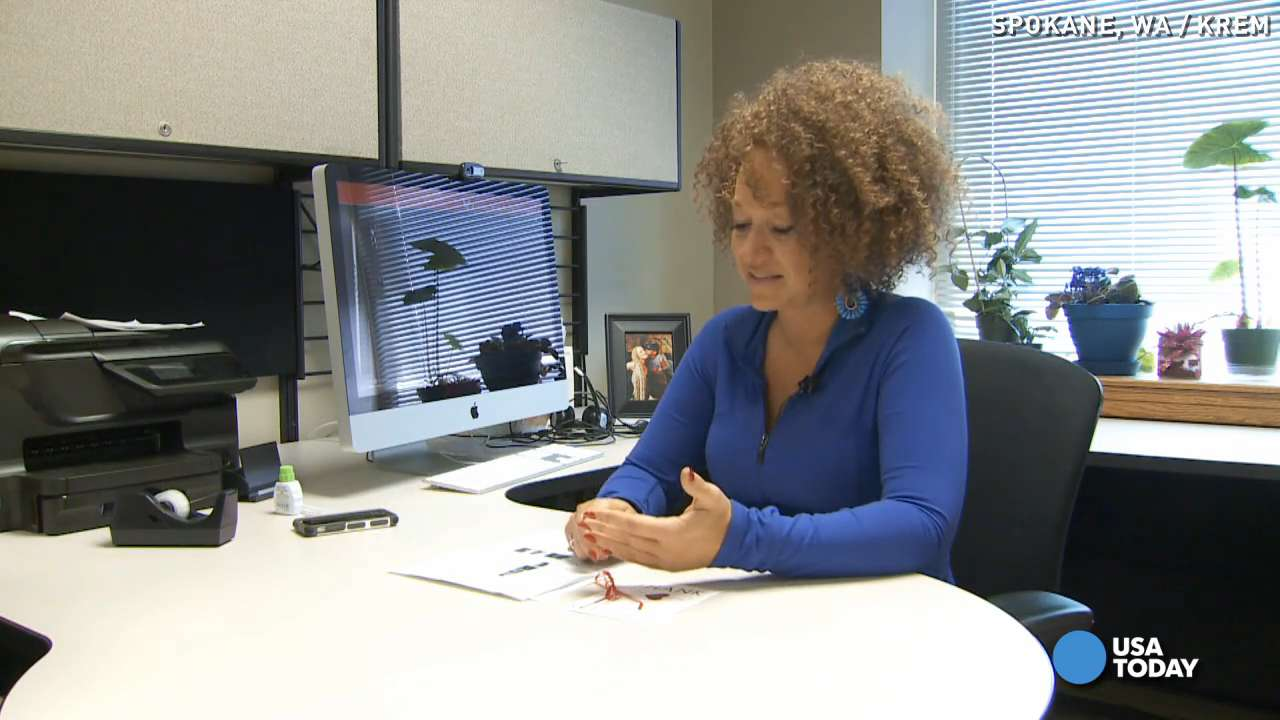 Rachel Dolezal, Spokane NAACP leader, steps down