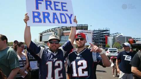 AFC Burning Questions: Will Brady's appeal be a distraction?