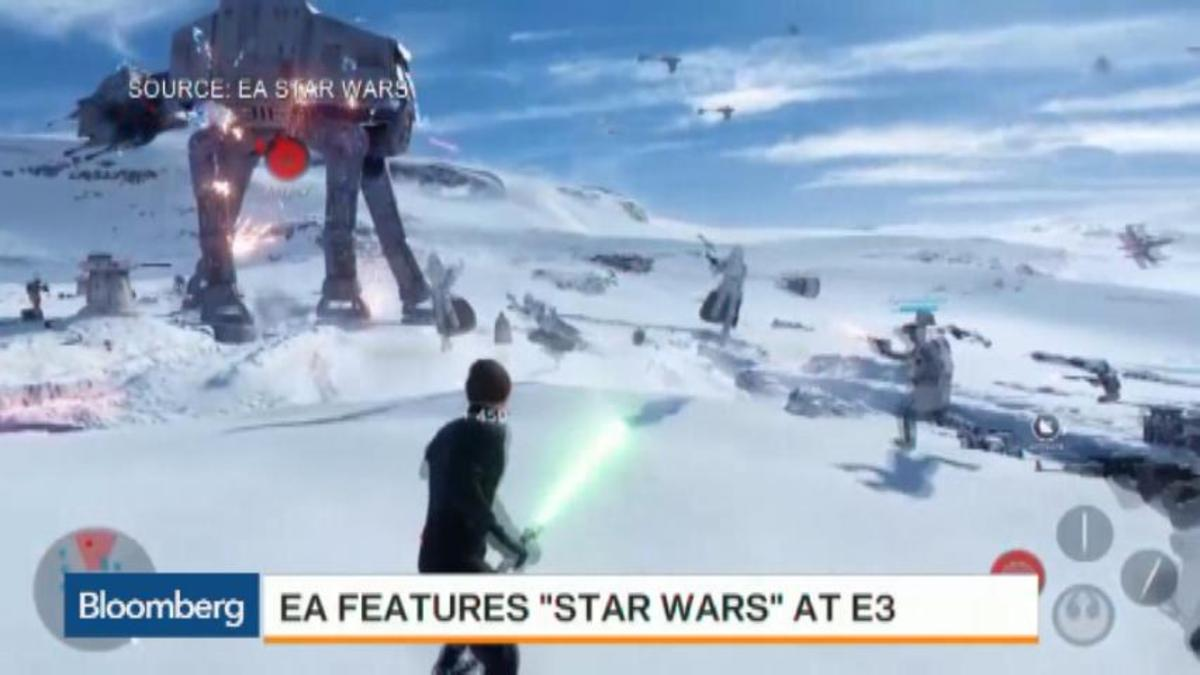 "June 16 -- Electronic Arts CEO Andrew Wilson discusses the company's 2015 video game releases and its virtual reality plans with Bloomberg's Alix Steel on ""Bloomberg Markets."""