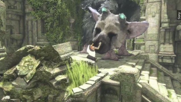"The almost decade-long saga of ""The Last Guardian"" could be ending soon. Sony unveiled the game at E3 Monday after three years of relative quiet."