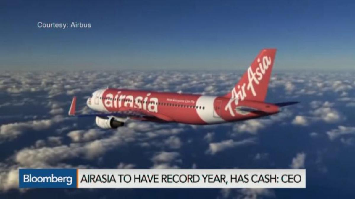 AirAsia Share Price Will Recover, CEO Fernandes Says