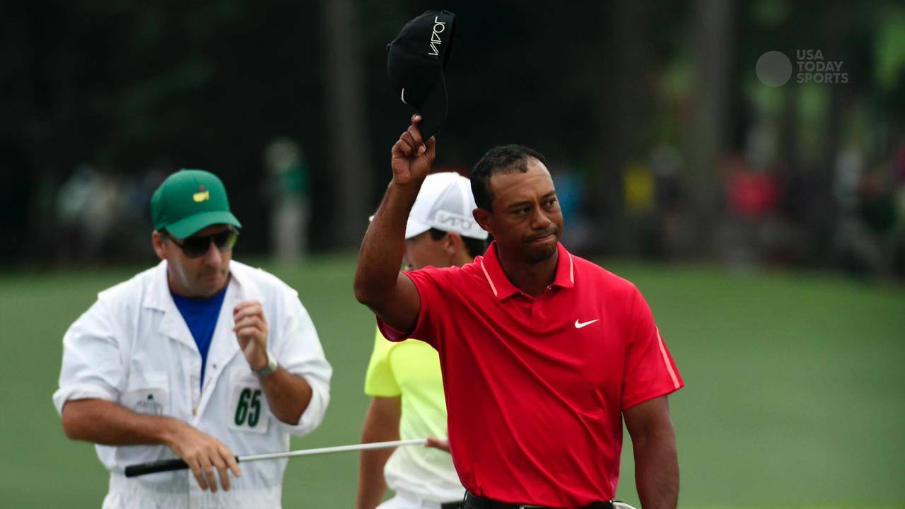 Tiger Woods' quest for another major