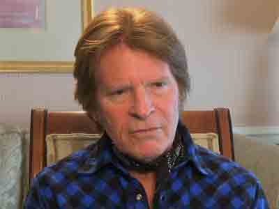 Fogerty on writing 'Fortunate Son' song, book