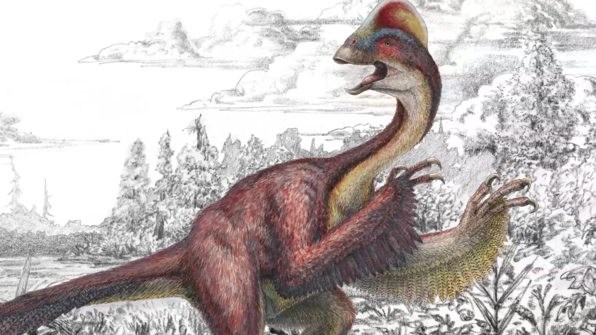 Behold The Latest Dinosaur Discovery Hellboy