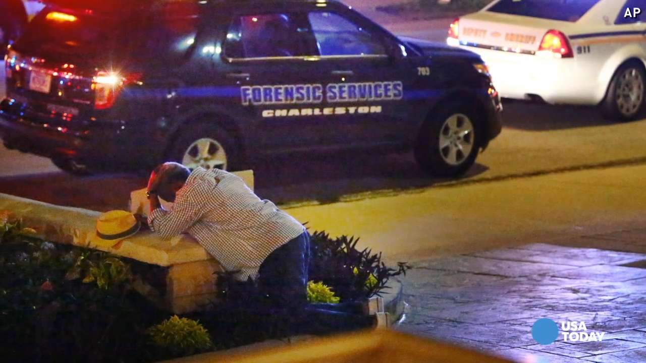 Charleston police: 'We will catch' church shooter
