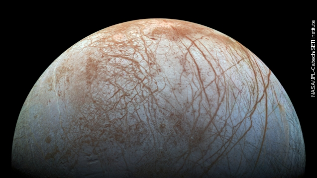 NASA hits milestone For new exploration mission to Europa