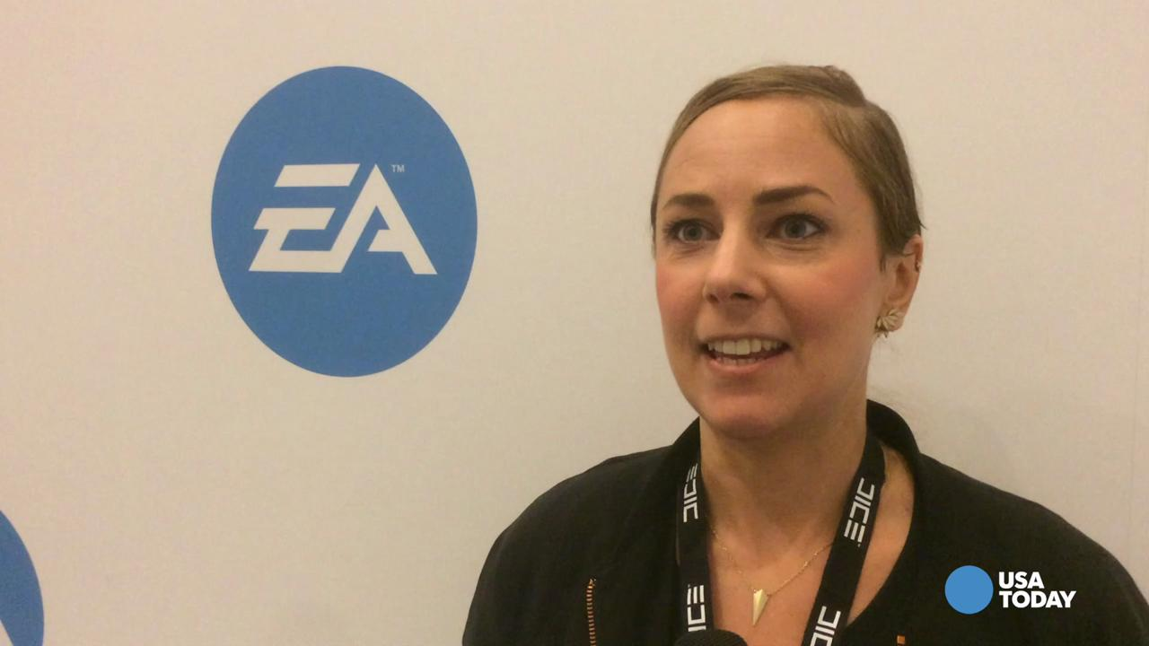 Senior producer Sara Jansson talks about the action game 'Mirror's Edge Catalyst,' launching next year.