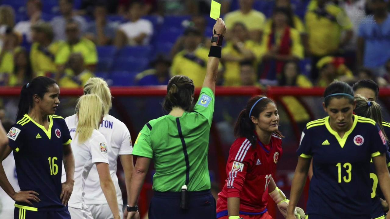 Women's World Cup preview: USA vs. Colombia