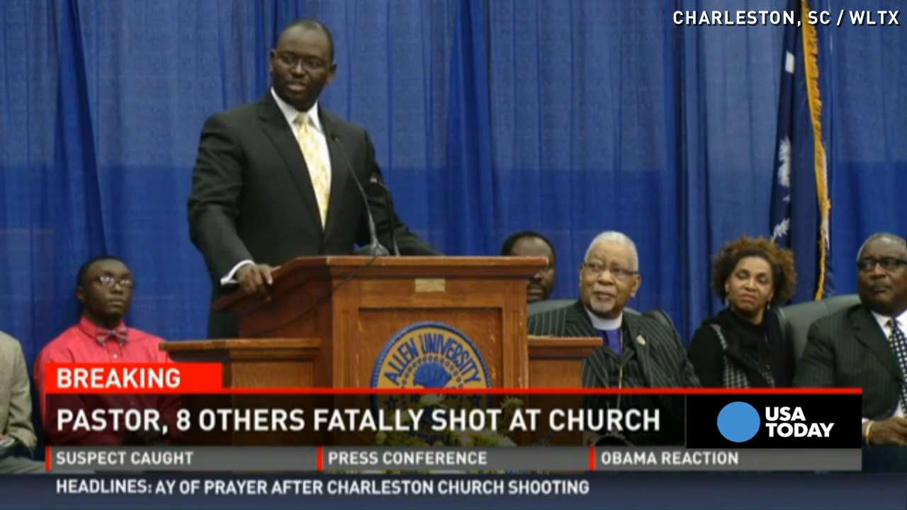 Charleston shooting victims include pastors, recent grad