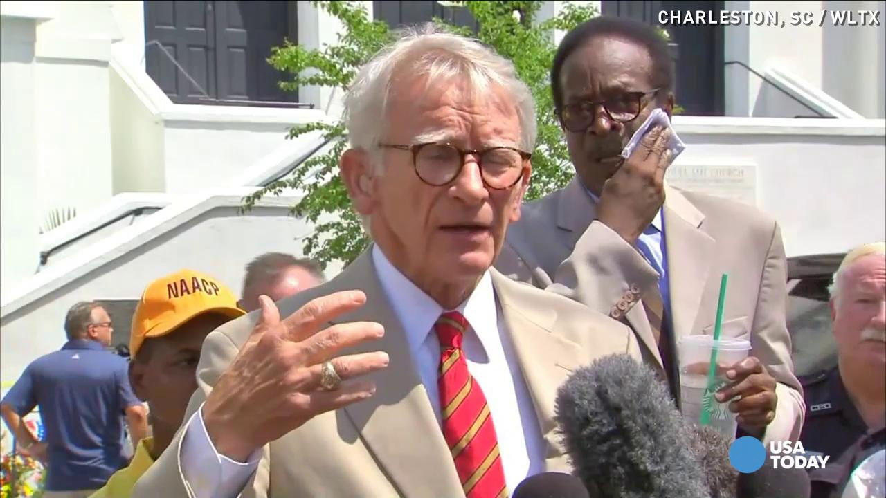 Charleston mayor: Death penalty likely to be sought