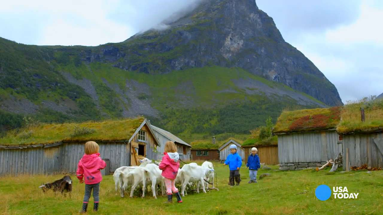 Take a trip to Norway aboard a Disney cruise. The rich culture and beautiful scenery will be a trip your family won't forget!
