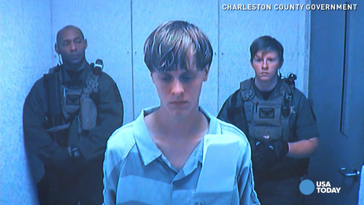 Shooting victims' families to Dylann Roof: We 'forgive you'