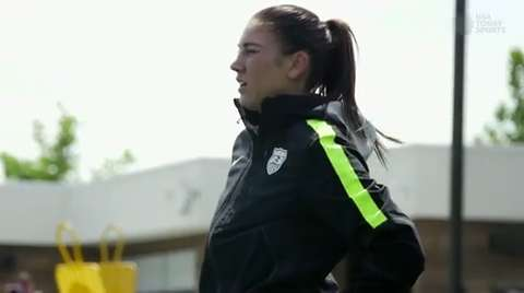 What is Hope Solo's impact on Women's World Cup?