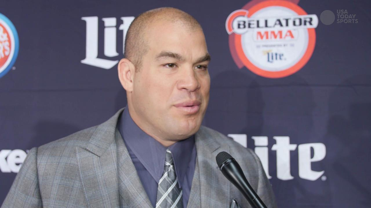 Tito Ortiz is ready to prove he can still be a champion