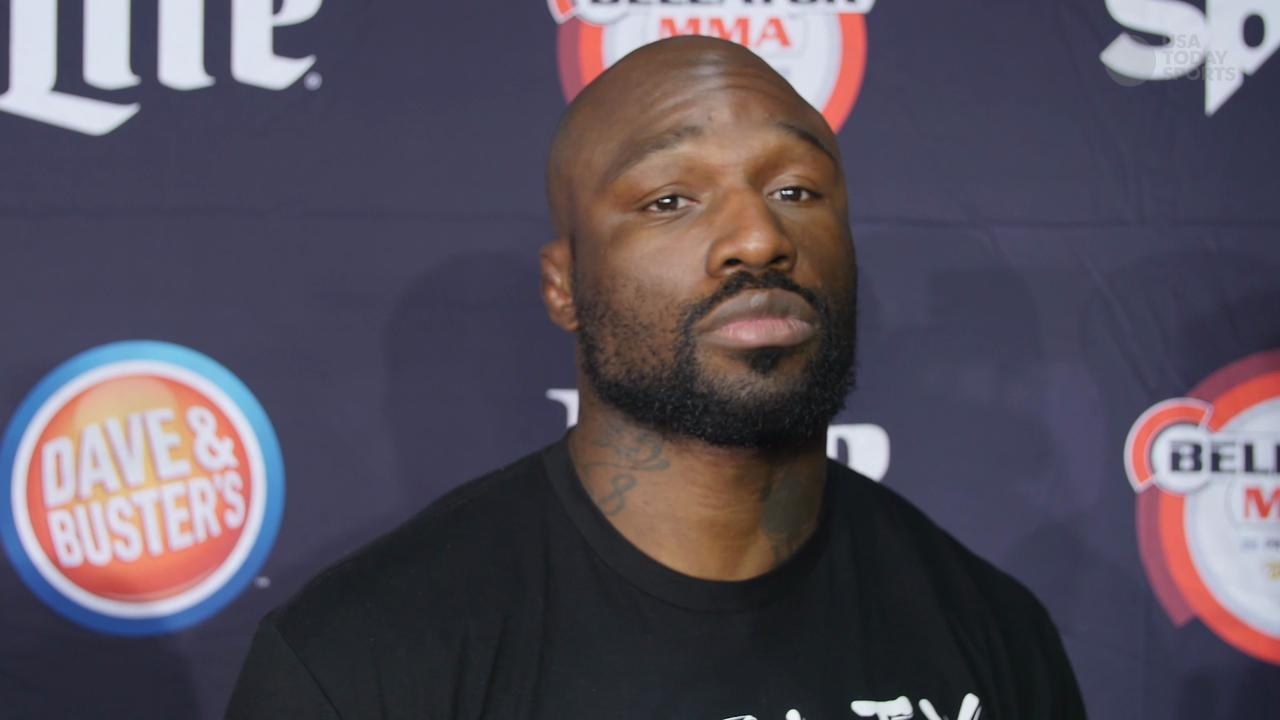 'King Mo' not ready to talk about tournament but certainly ready to fight in it