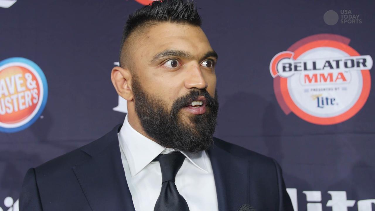 Champ McGeary excited to fight a big name opponent like Ortiz