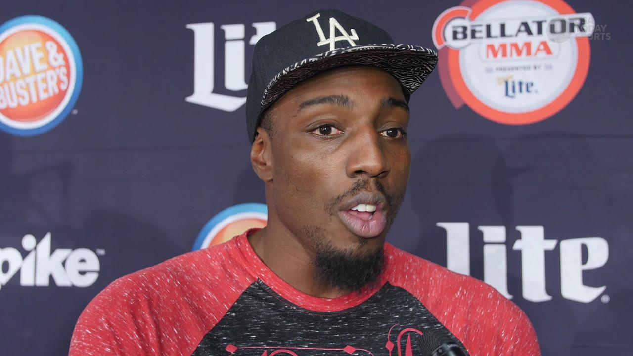 Phil Davis loving his time at Bellator, excited for upcoming tournament