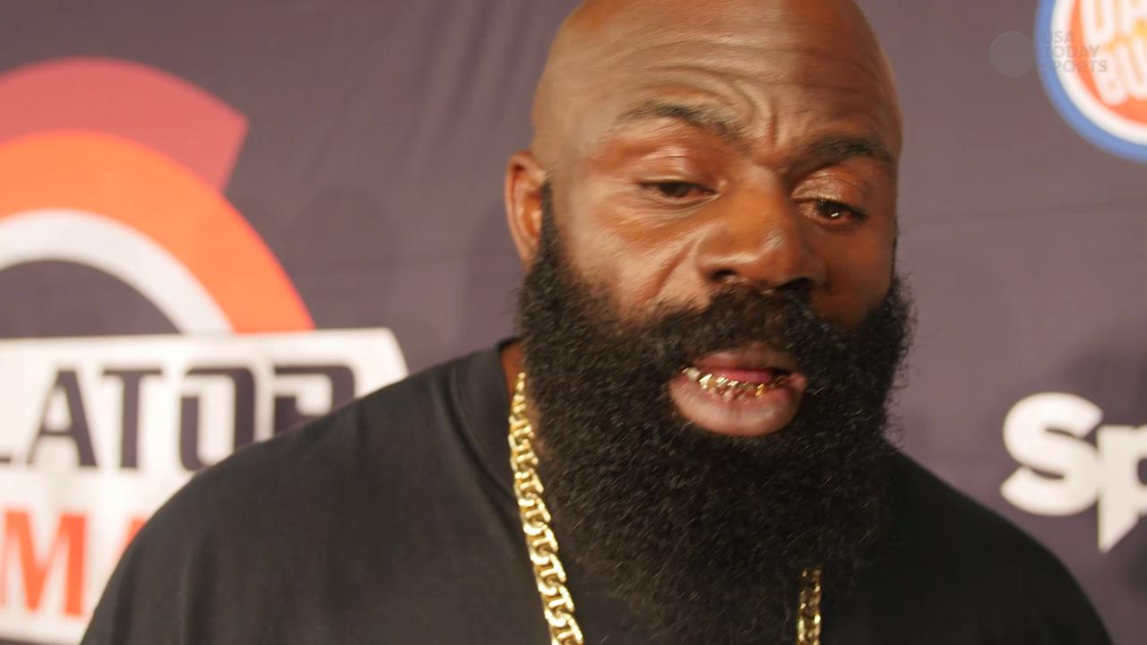 Kimbo Slice reflects on his impressive win over Ken Shamrock