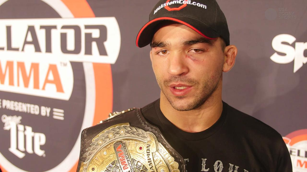 "Patricio ""Pitbull"" Freire reflects on his big win and his relationship with Bellator"