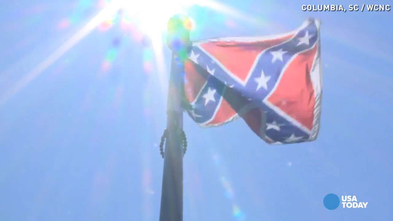Charleston shooting shines spotlight on Confederate flag