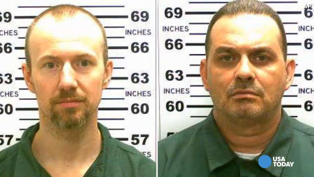 Reward for info on escaped inmates tops $100K