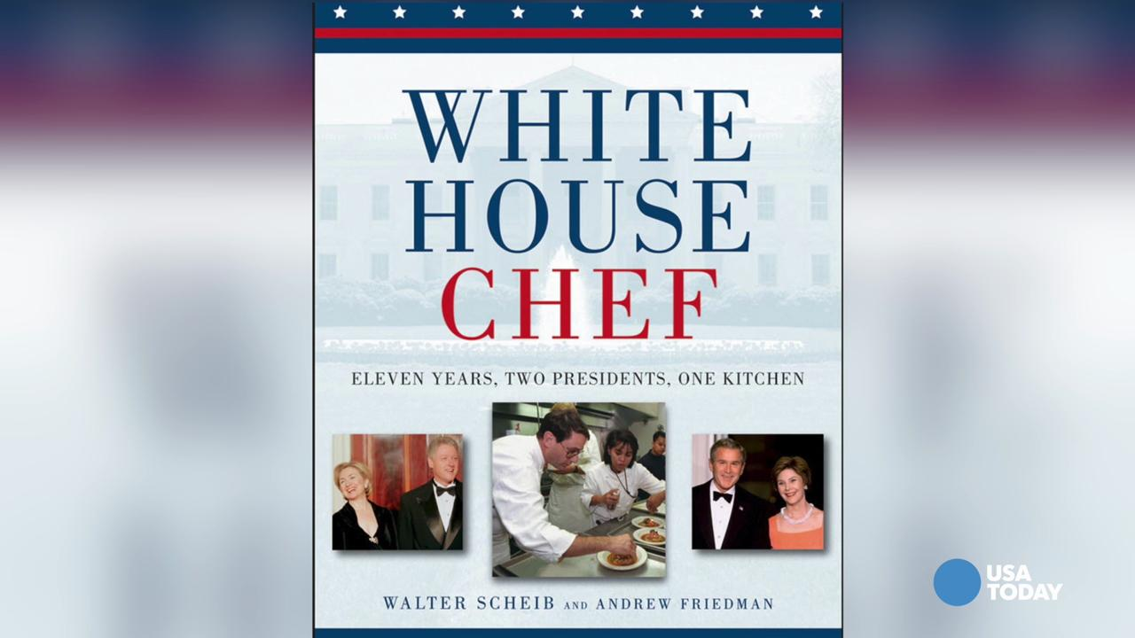White House chef found dead served Bush, Clinton