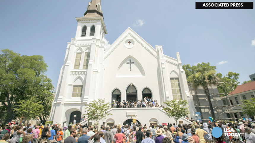 Voices:  Bible Study teachings and the massacre in Charleston