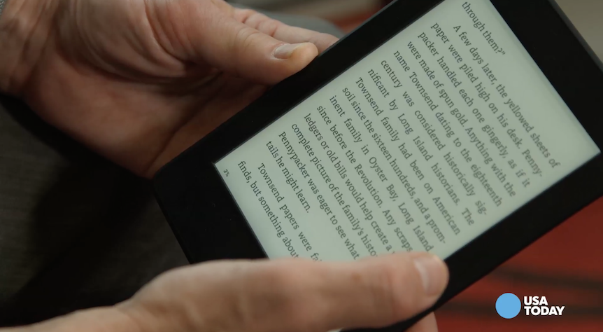 Review: Amazon Kindle Paperwhite is a font of eReading pleasure