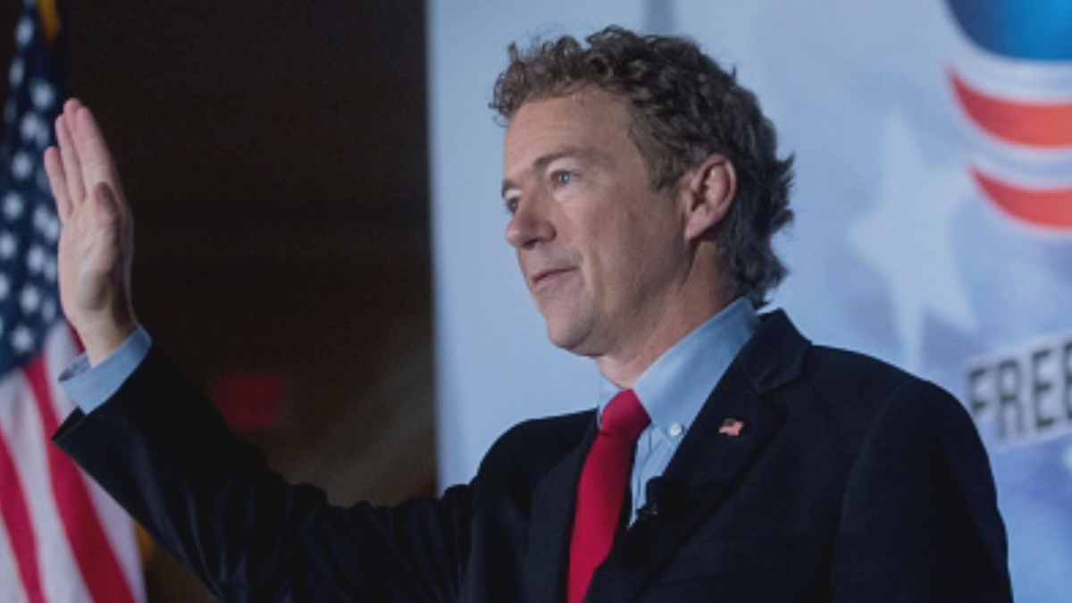 Rand Paul Joins the Chorus on Confederate Flag