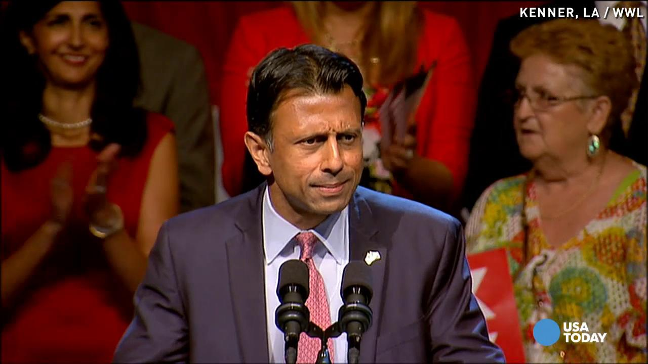 Gov. Bobby Jindal joins 2016 race for the White House