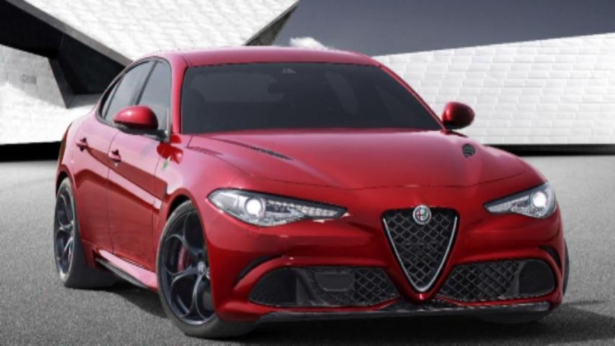 Can Alfa Romeo's new sedan drive the company to success?