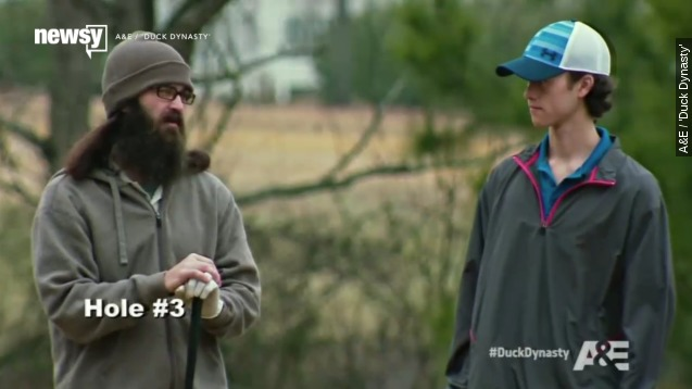 'Duck Dynasty' men offer some truly bad marriage advice