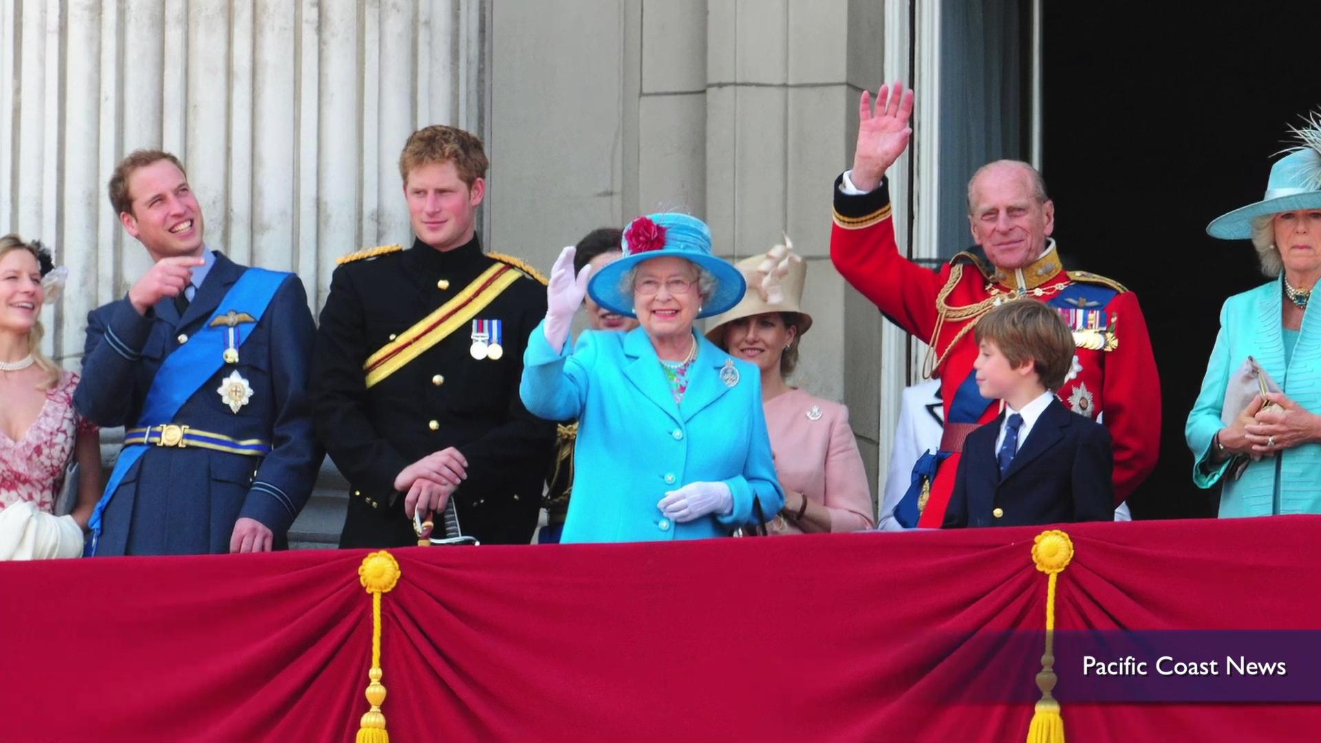 God save the Queen from crumbling Buckingham Palace