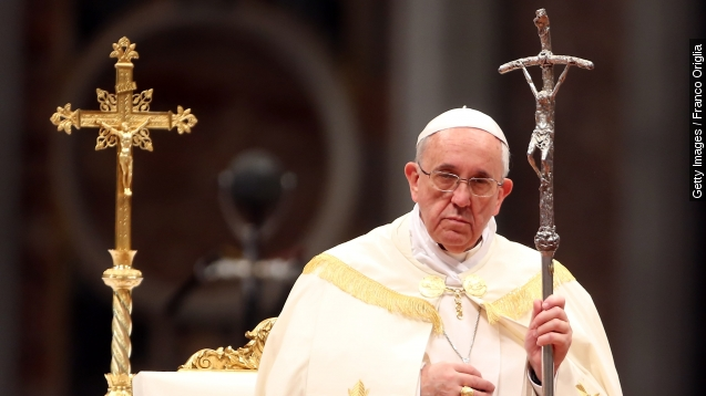 Pope Francis says divorce is sometimes 'Morally Necessary'