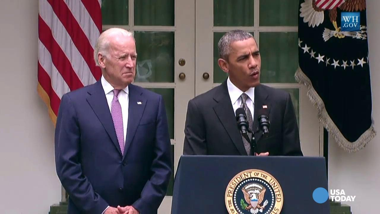 Obama: 'This was a good day for America'