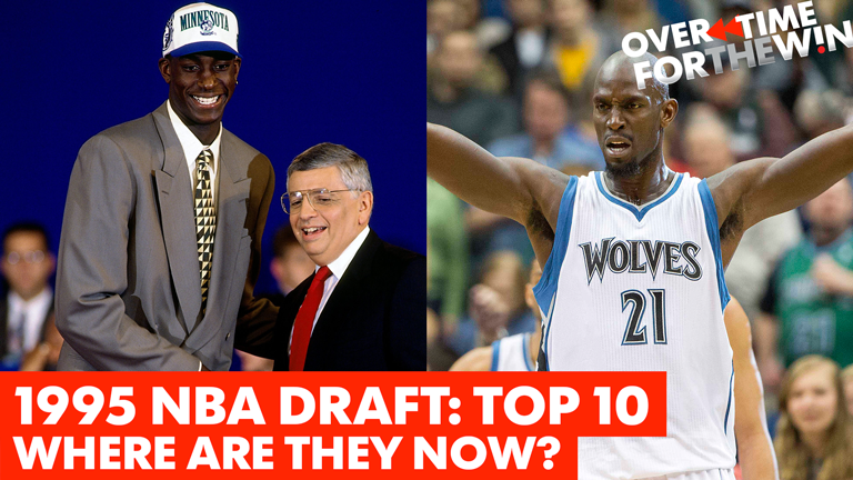 1995 NBA Draft Top 10: Where are they now?