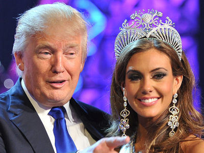 Univision drops USA pageant over Trump remarks
