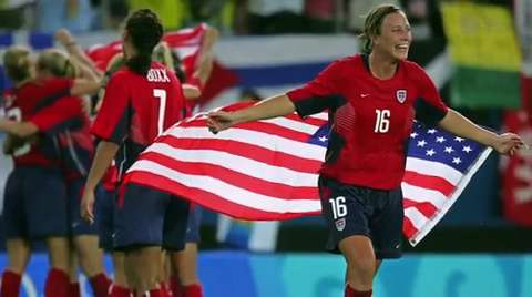 USA TODAY Sports' Martin Rogers discusses the legacy of U.S. legend Abby Wambach as she prepares to finish her final World Cup.