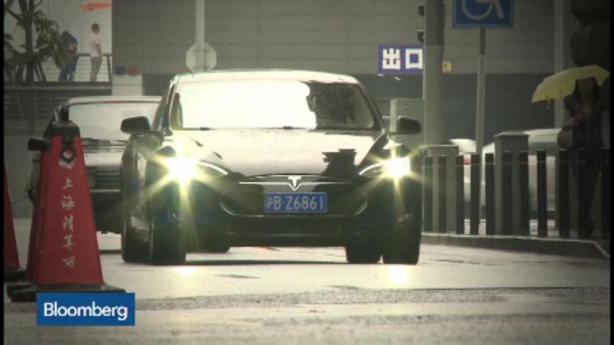 Range anxiety? We test drive a Tesla in China
