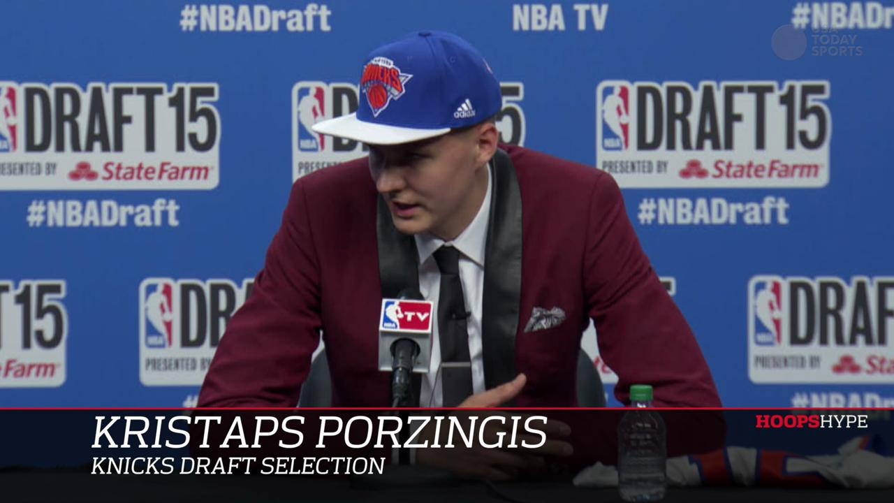 Best sounds from the NBA draft