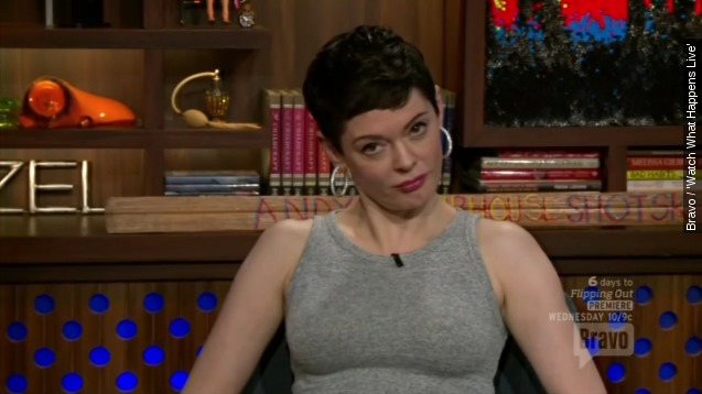 Rose McGowan talks getting fired after tweeting about sexism