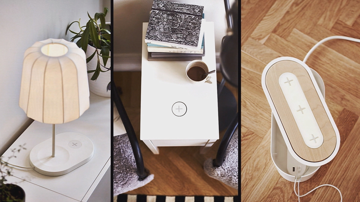 Review Ikea S Wireless Charging Furniture