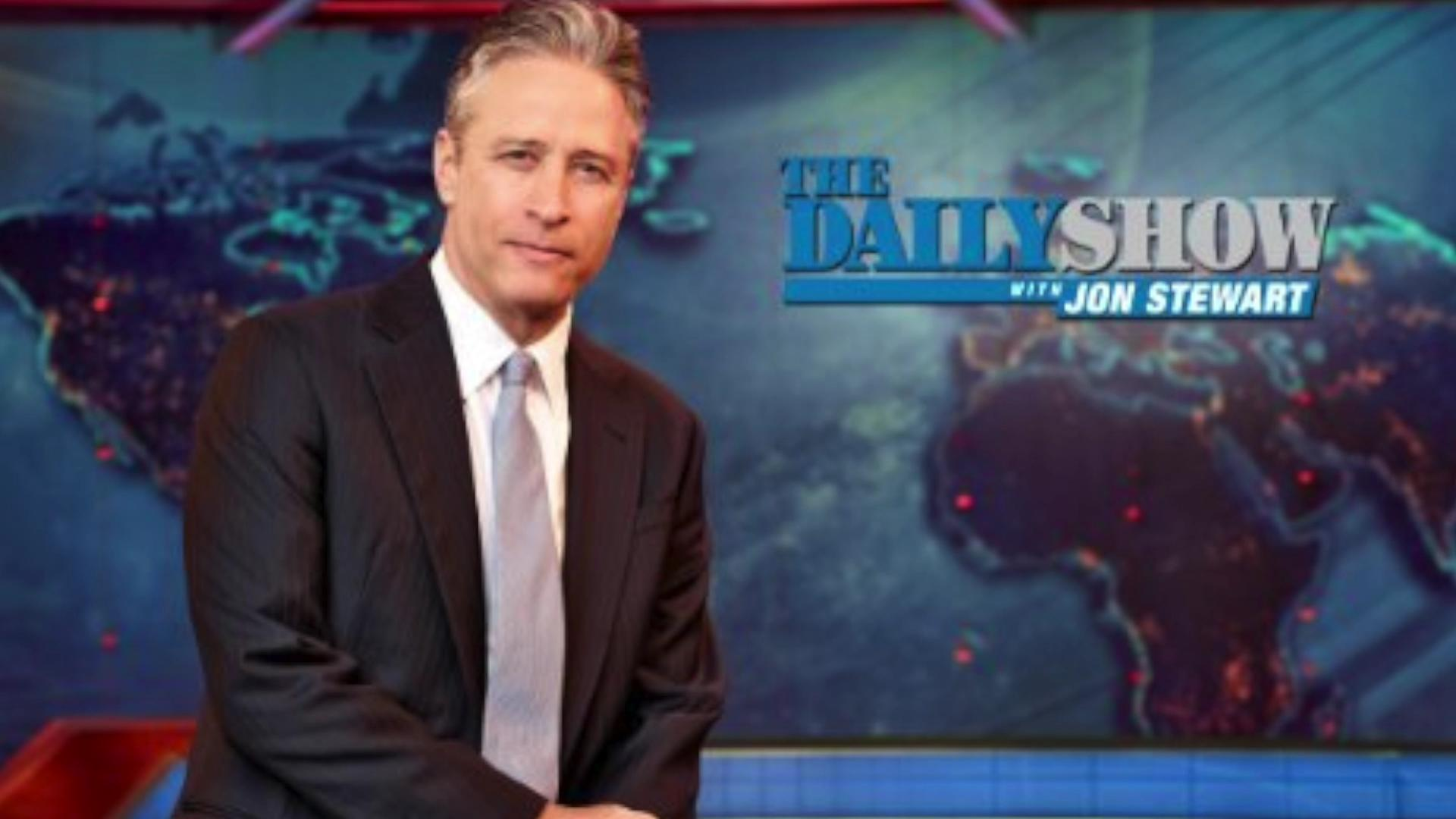 Comedy Central bids farewell to Jon Stewart