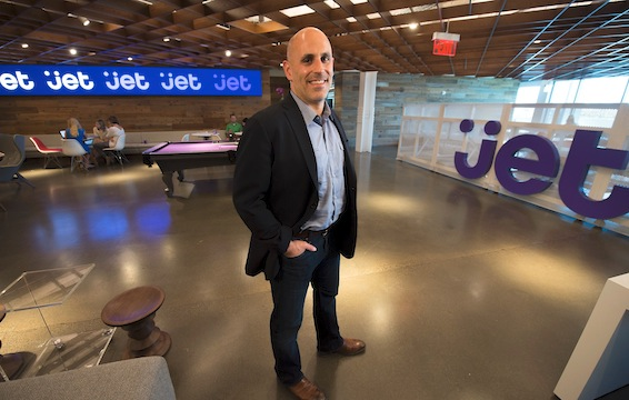Save 10-15% with Jet, a new online price club