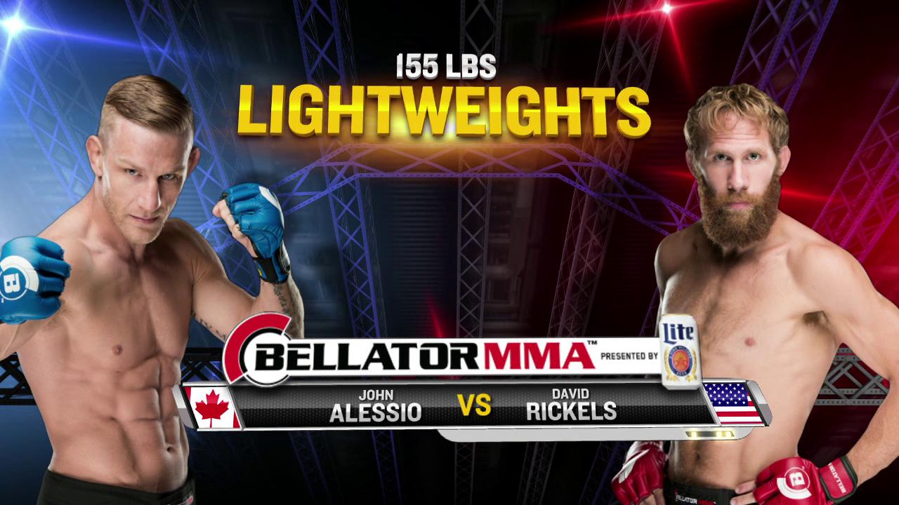 Bellator 139 highlights