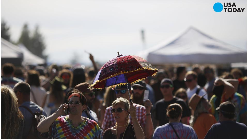 The Grateful Dead: the music played the band in Santa Clara