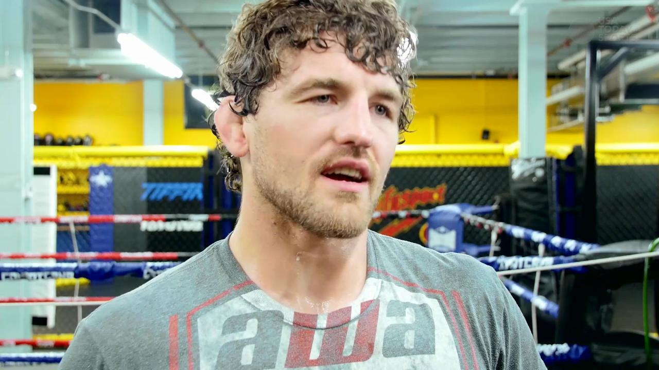 Ben Askren willing to speak up for himself as well as other fighters
